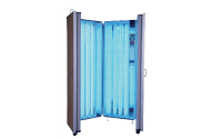 Foldalite III<br>6' Full-Body Booth,<br>16 Lamps<br>E0694